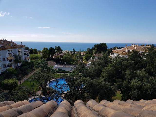 Beautyful Duplex - Penthouse with Sea view, wide and bright, with modern decoration. It comprises of, Spain