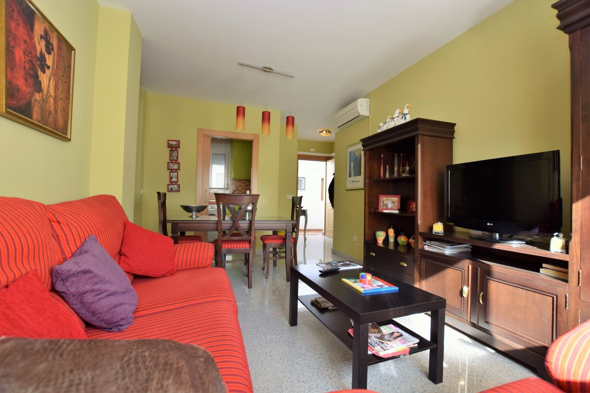 Cosy apartment for holidays or rental in the middle of Los Boliches with all kind of services at the, Spain