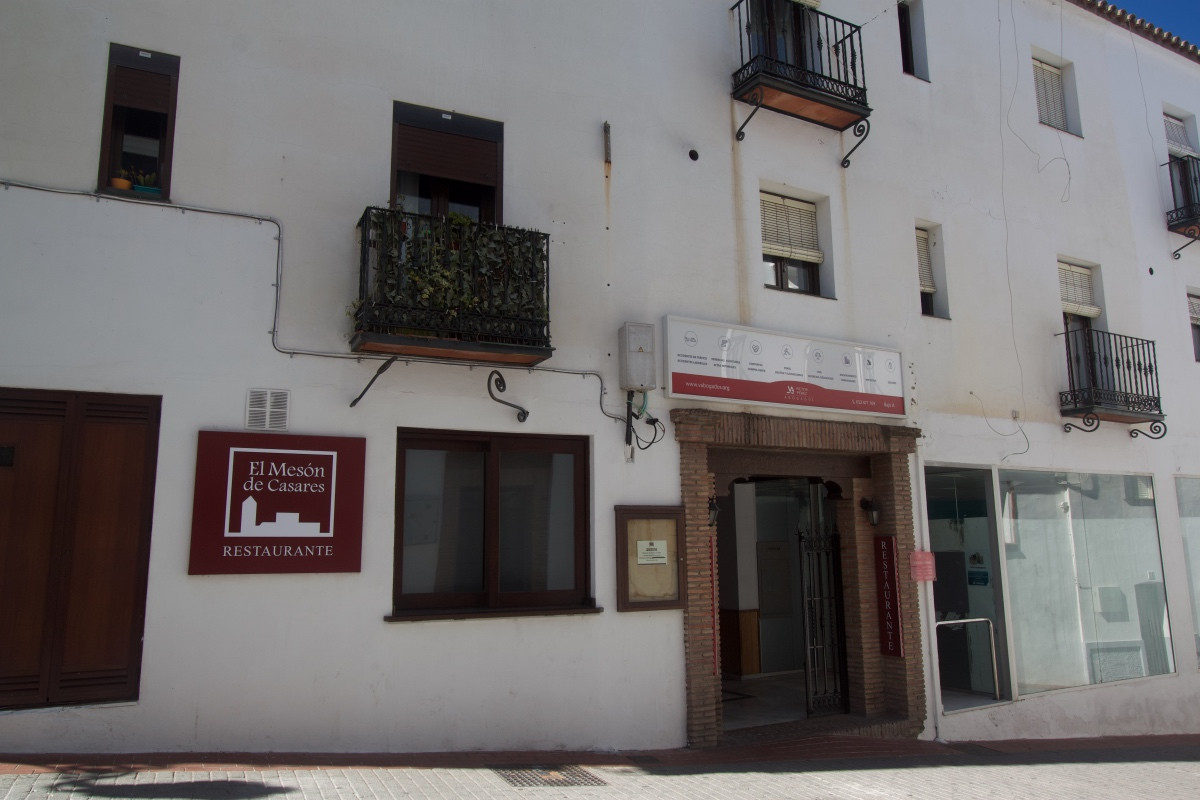 Apartment located in the historic center of Casares, walking to all kinds of services, shops, bars, ,Spain