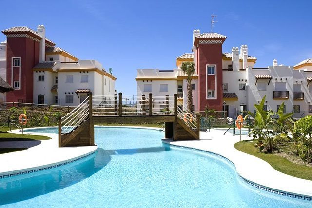 Great apartment in Caleta de Velez in one of the best developments in the area. Clear views of the s,Spain