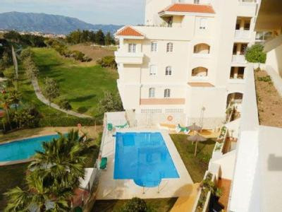 A fantastic apartment in riviera del Sol with panoramic views of the sea .  This middle floor apartm, Spain