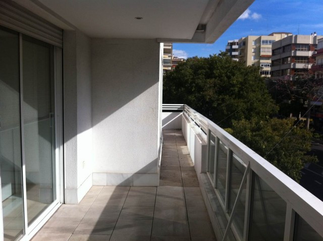 Spacious apartment in Marbella town centre. This spacious three bedroom apartment is located in the , Spain
