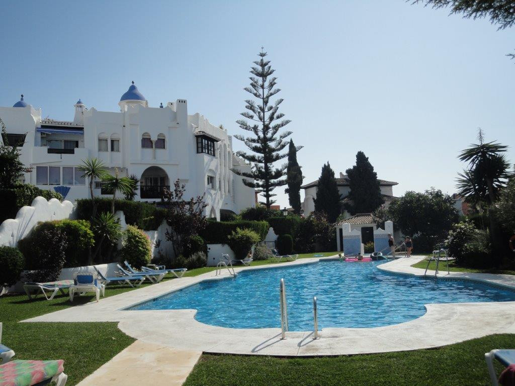 Beautiful studio apartment on the first floor, 35m2 built plus terrace of 6m2 that has been closed t, Spain