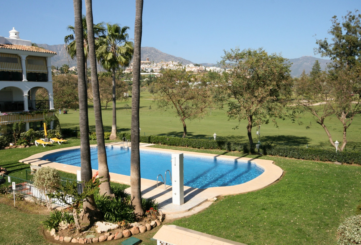 This absolutely stunning, fully renovated apartment is situated on the front line of Mijas Golf, and, Spain