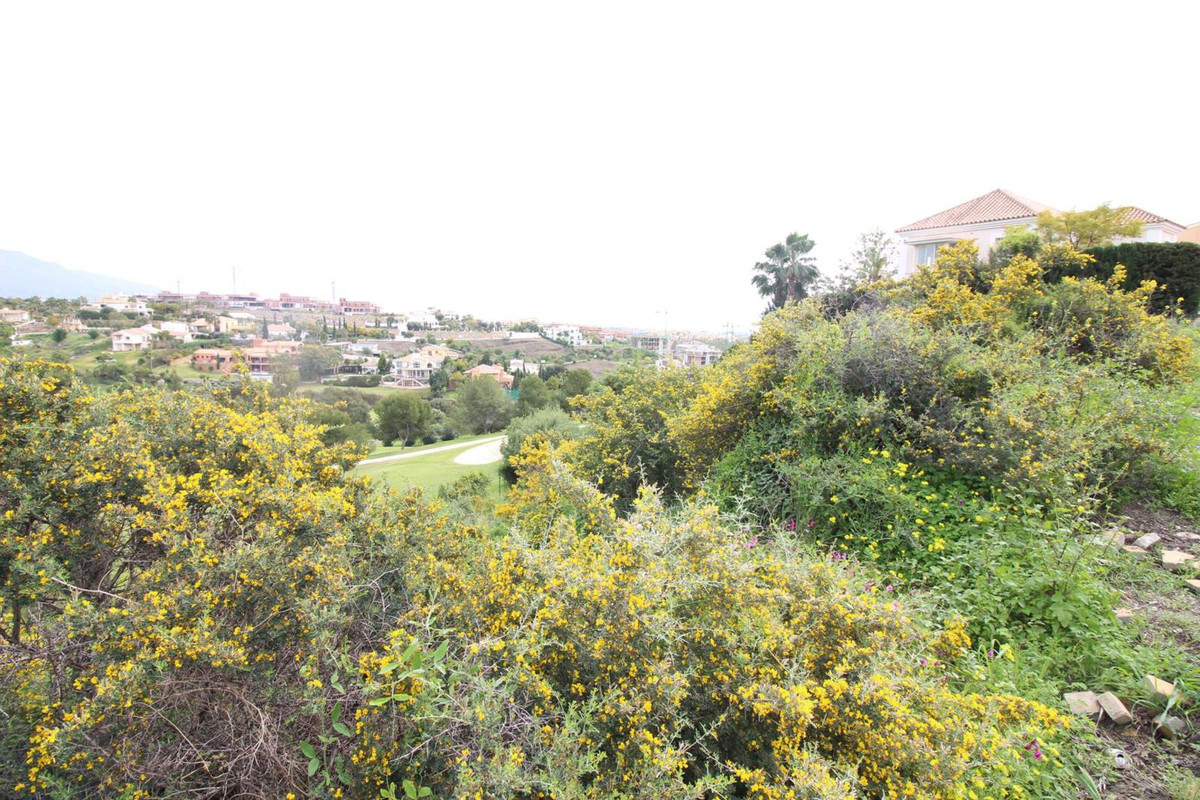 Plot located in first line of golf. With southeast orientation and views to the golf and the sea., Spain