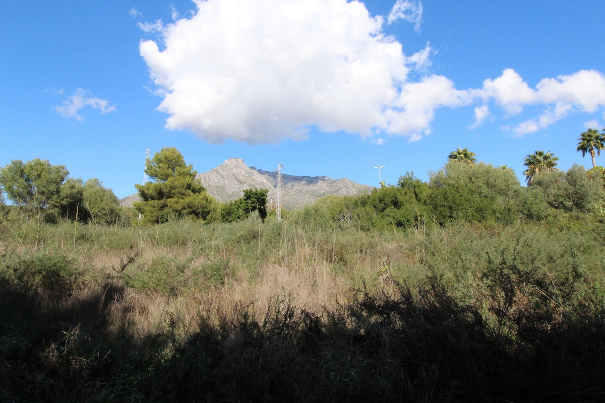 South facing plot on the Golden Mile with partial sea views from the first floor. Great location for,Spain