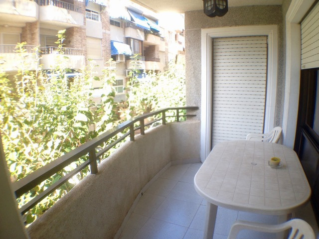 3 bedroom apartment in the heart of El Campello Village  1994 apartment on the first floor. Attracti,Spain