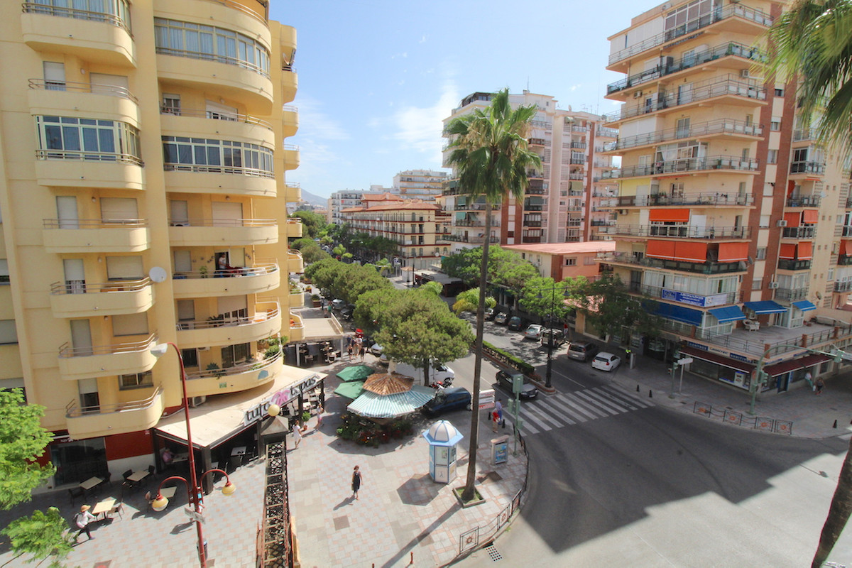 VERY WELL LOCATED MIDDLE FLOOR APART IN CITY CENTER FUENGIROLA. IF YOU ARE LOOKING FOR COMMODITY AND,Spain