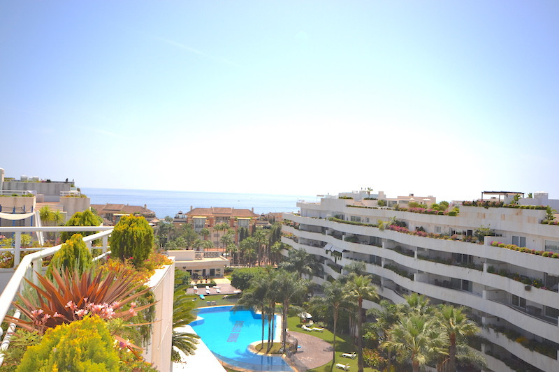 Luxury  penthouse situated beach side of Puerto Banus, El Embrujo Banus is a complex of a mix of lux,Spain