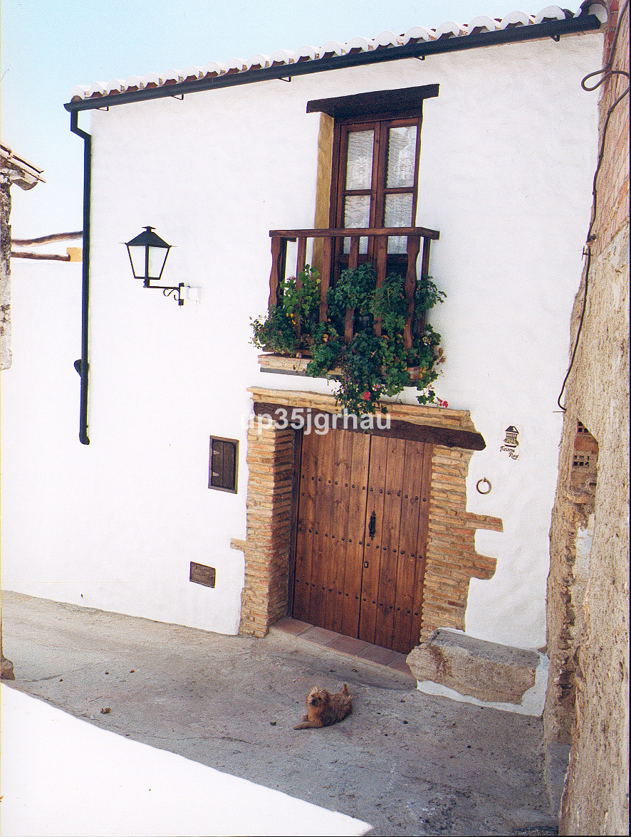 Located in the old town of Algatocin Serrania de Ronda.  The house has 170sqm  distributed on 3 leve,Spain