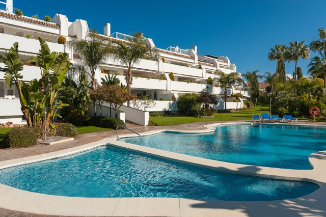 Fabulous duplex penthouse in one of the most exclusive areas of Marbella, walking distance to the be,Spain