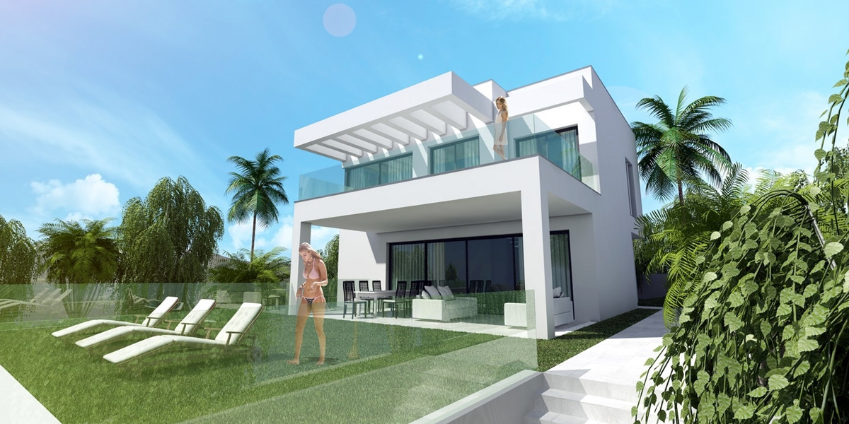 New project villa located at lower La Cala, the fastest growing area at Costa del Sol and preferred , Spain