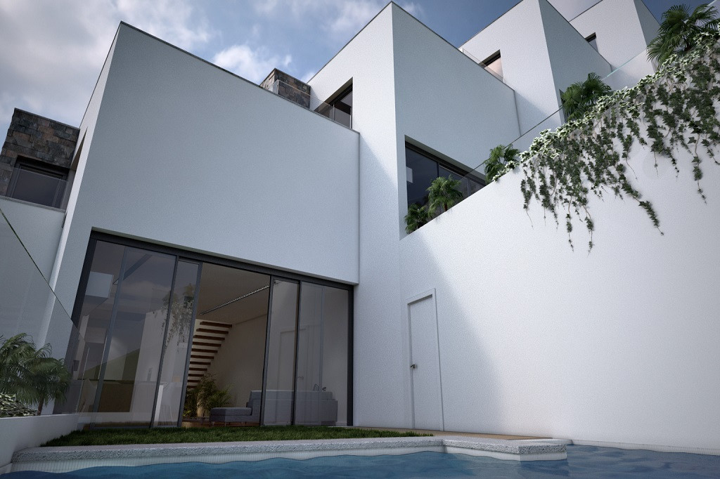 NEW PROJECT!  Duplex apartment with spectacular sea views and modern design  2 bedroom + 2 bathroom ,Spain
