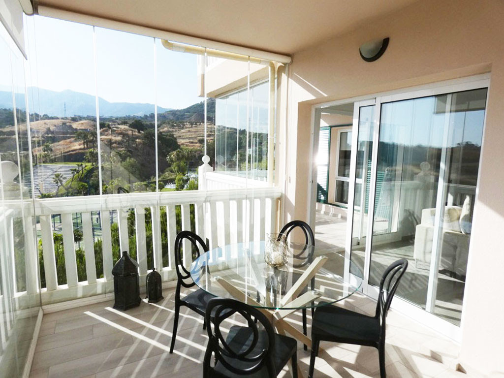 """Very nice apartment in """"Reserva de Higueron"""" with sea view located in one of the most beau,Spain"""