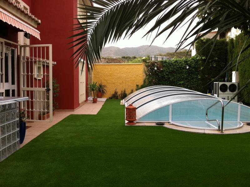 Beautiful detached villa in Rincon de la Victoria. Consists of 5 bedrooms upstairs, with full en sui,Spain