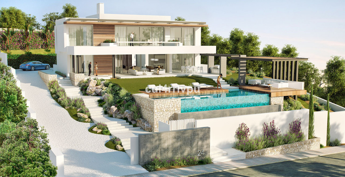 Villa to be built to a contemporary style according to the best qualities. Situated on a lovely plot, Spain