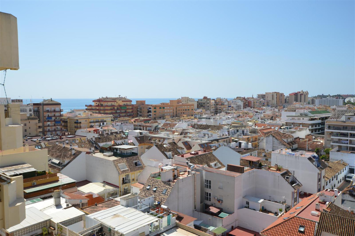 Spacious one bedroom apartment in the center of Fuengirola, just a step from the beach. terrace of 1,Spain
