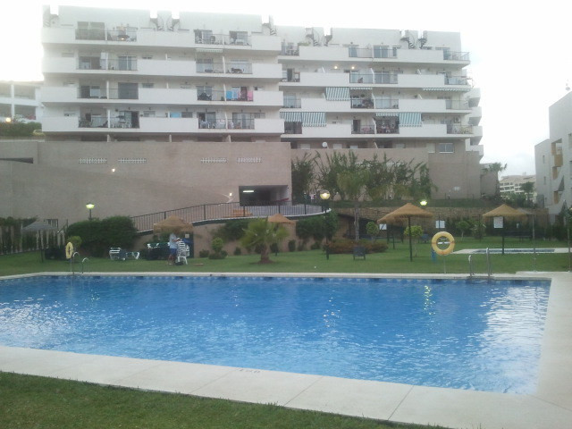 1bed 1 bath apartment fully furnished on the ground floor has 50m² plus terrace 28m². South located ,Spain