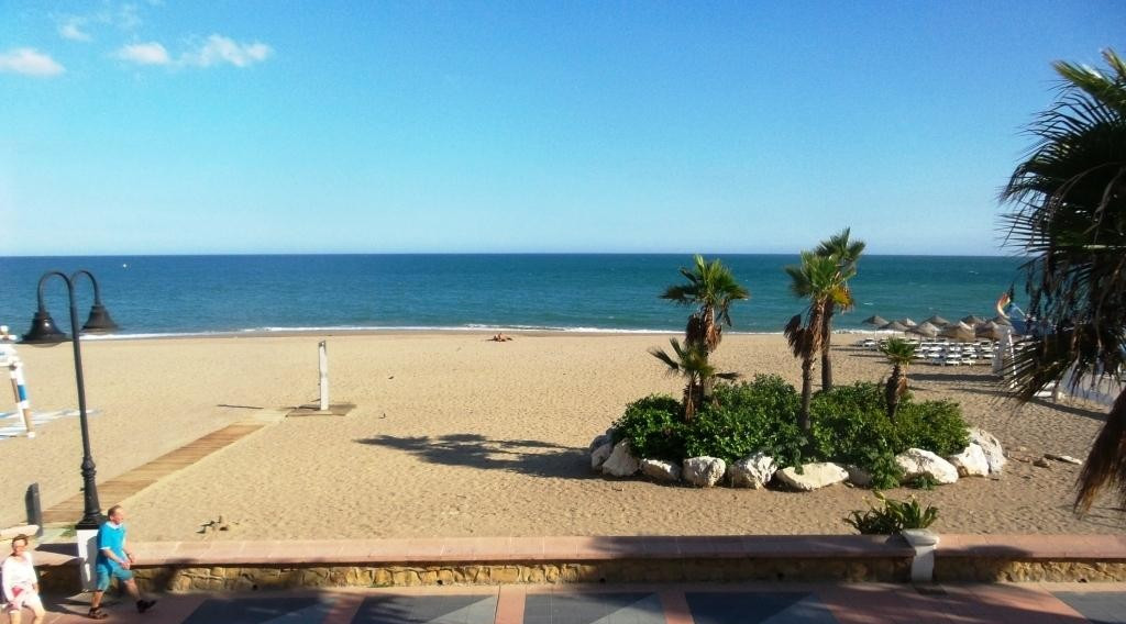 BC2061-V For sale a FURNISHED APARTMENT IN FRONT OF THE BEACH WITH INCREDIBLE VIEWS, UNIQUE INVESTME, Spain