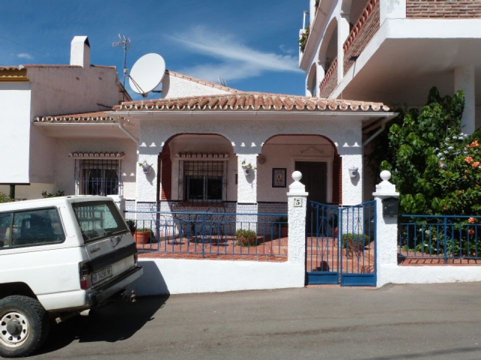 Exceptional village house in a beautiful location with lovely views of the surrounding countryside. ,Spain