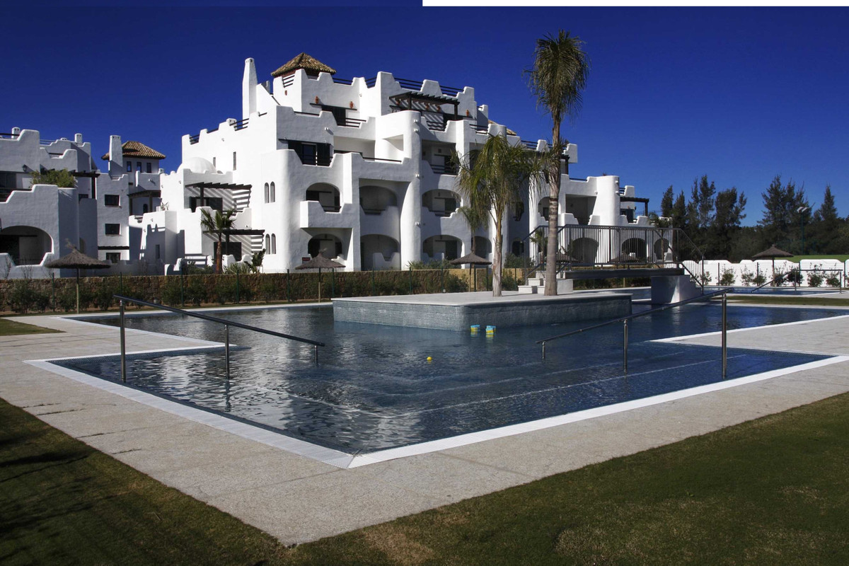 Charming first floor corner apartment located in El Polo de Sotogrande located in a private gated co,Spain