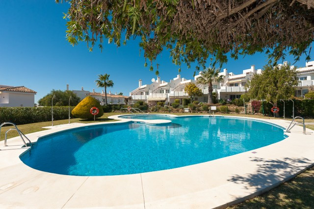 Located in a tranquil urbanization in the heart of Calahonda this lovely 2 bedroom townhouse offers ,Spain