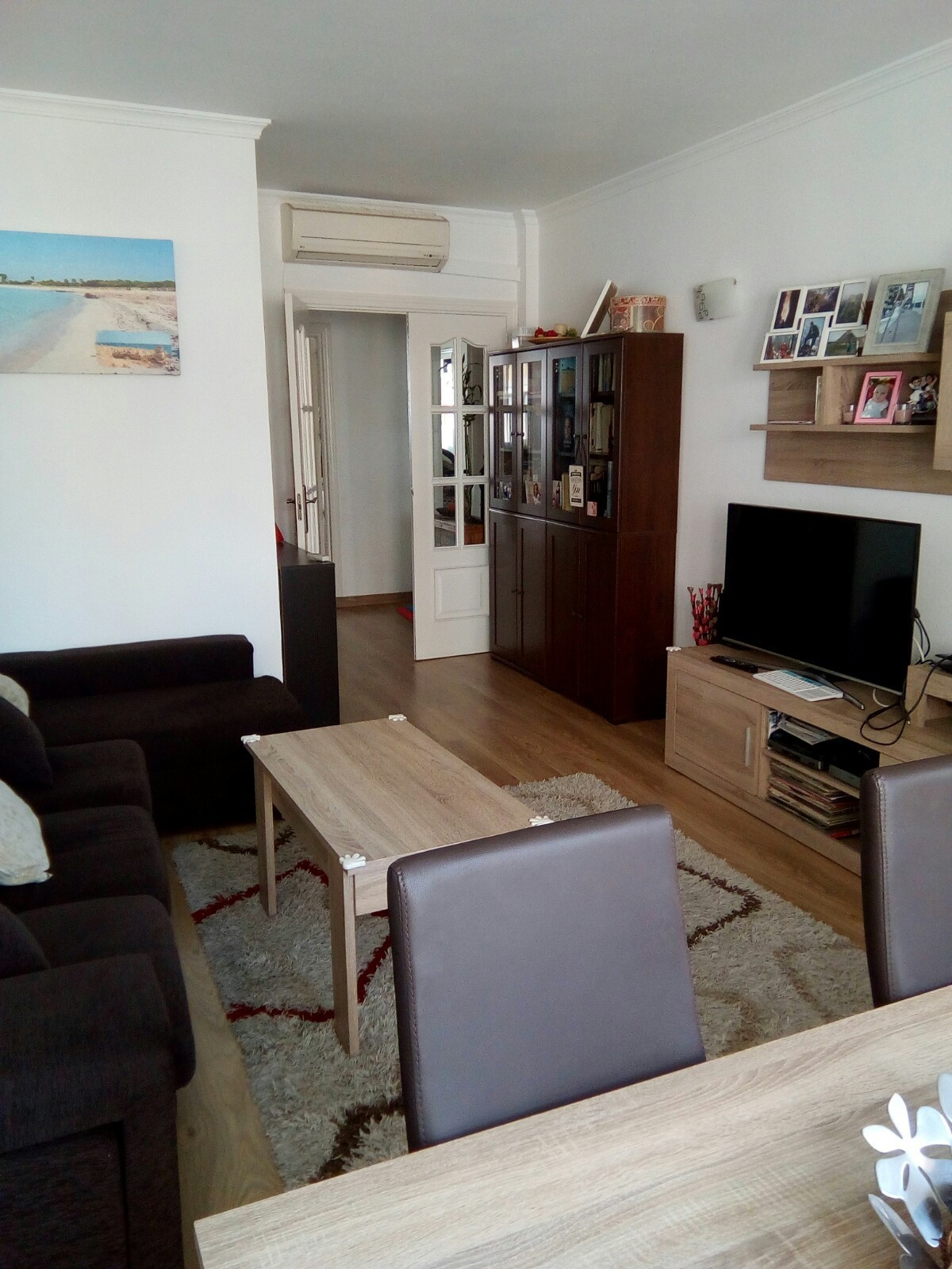 Fantastic furnished apartment in Joan Alcover, very bright, in new farm and quiet neighborhood. The , Spain