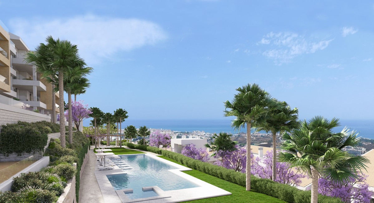 Unique Contemporary High-End Penthouse in Benalmadena 333.000€ - 4 bedrooms and 4 bathrooms - Built , Spain