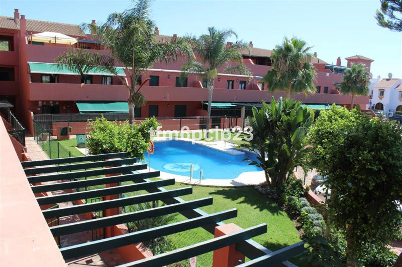 Casares Beach Lovely apartment just a few steps from the sea Gated complex with communal pool Fully ,Spain