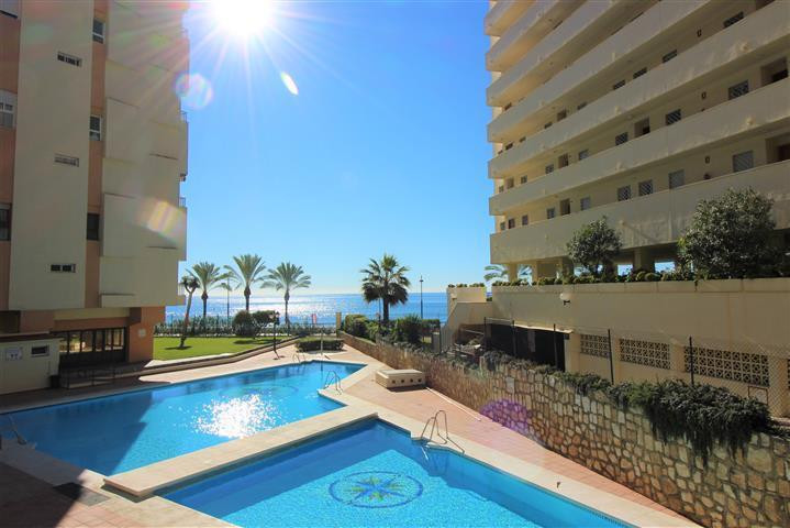 Exclusive apartment on the 2nd line of the beach in the Apolo building in Marbella center. The apart, Spain