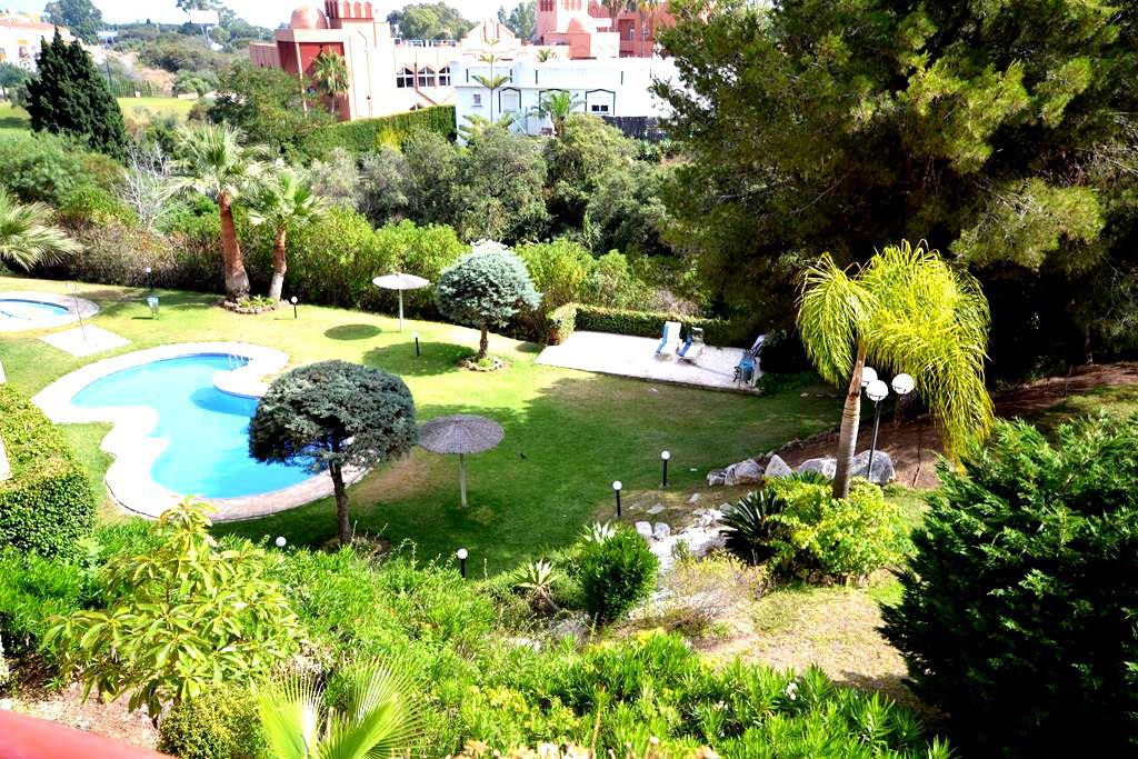 Bright apartment of 95 meters consists of 2 bedrooms, 2 baths, living room, and a large terrace of 3,Spain