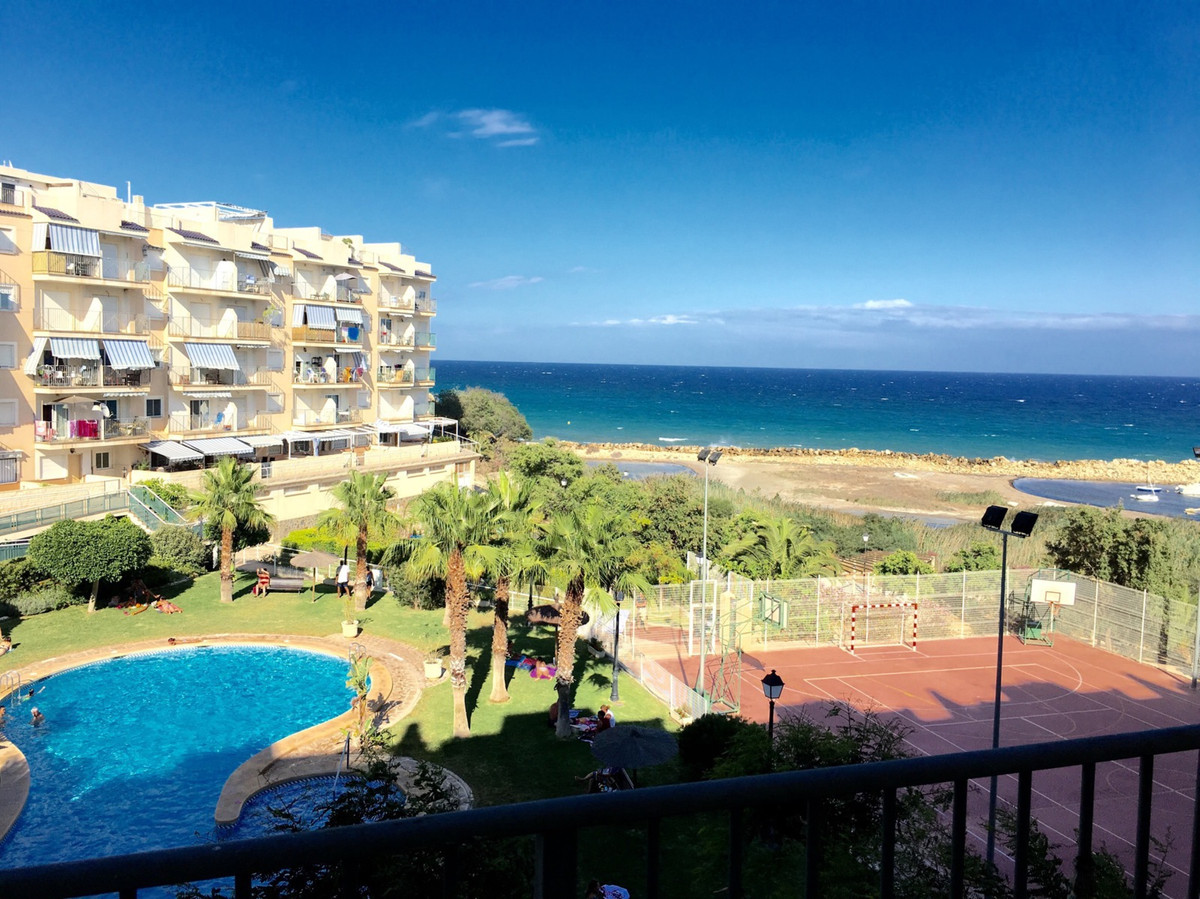 2 bedroom apartment with idyllic views and walking distance to beach and tram service.   Ideal holid,Spain