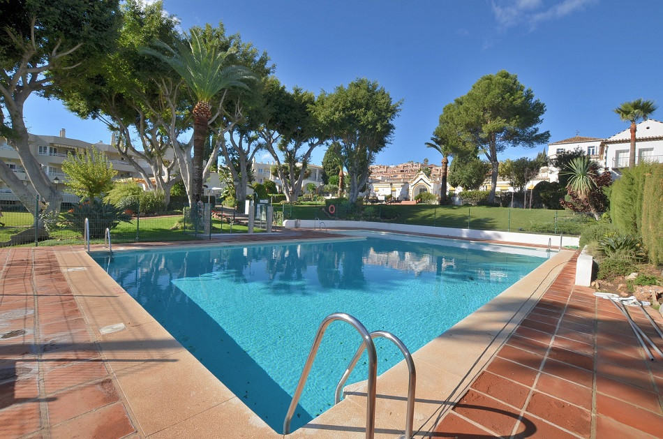 TOP FLOOR STUDIO located in Montemar (Torremolinos), at only 500 mts from the beach. South-west faci, Spain