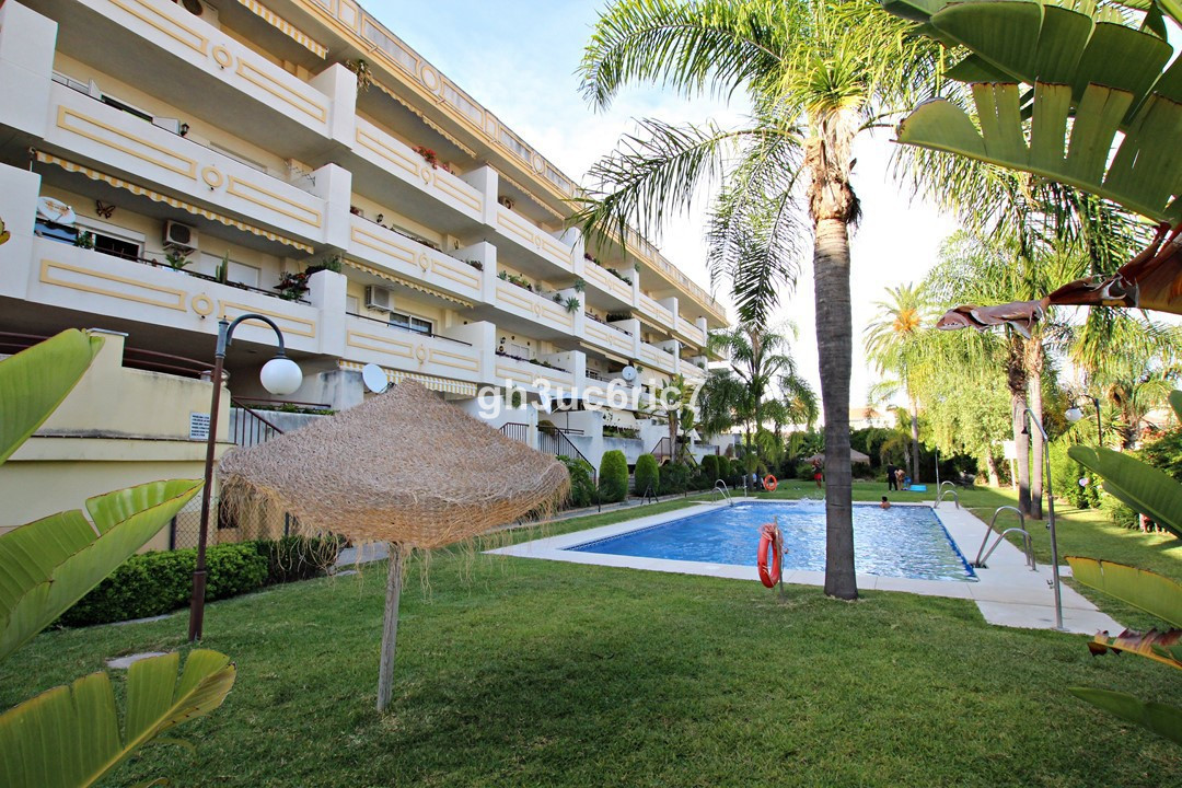 Spacious south facing apartment situated within a secure complex which has a large swimming pool sur, Spain