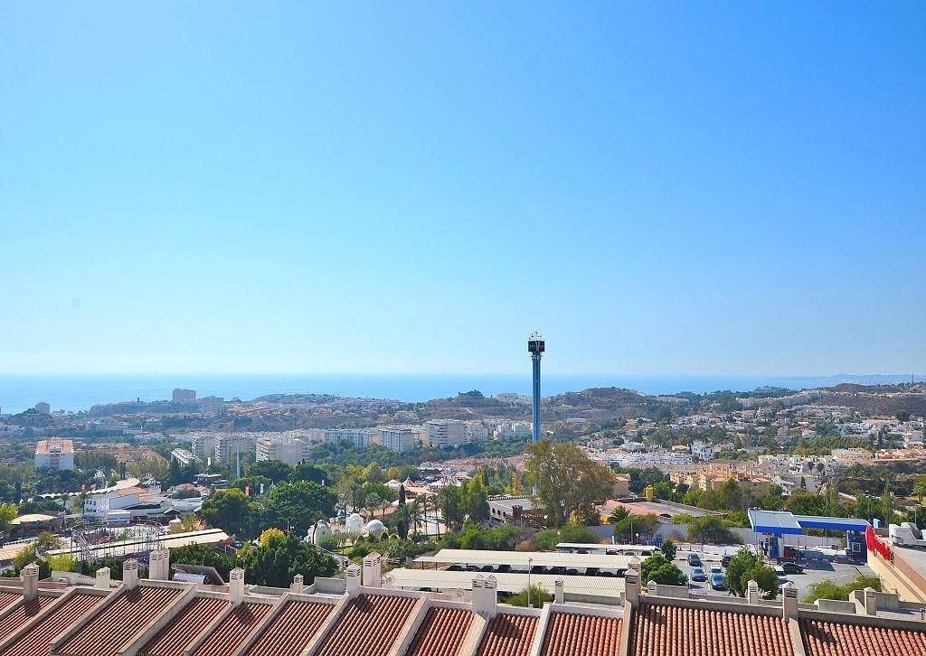 SPECTACULAR TOP FLOOR APARTMENT located in Arroyo de la Miel (Benalmadena). South-west facing terrac,Spain