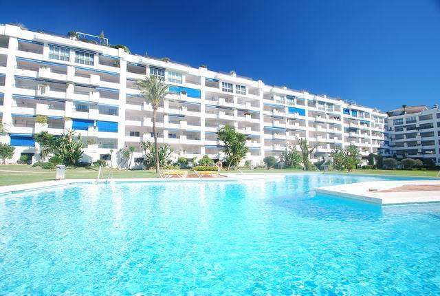 2 bedroom apartment on the middle floor located in the heart of Puerto Banus! The beach only 50 mtrs, Spain