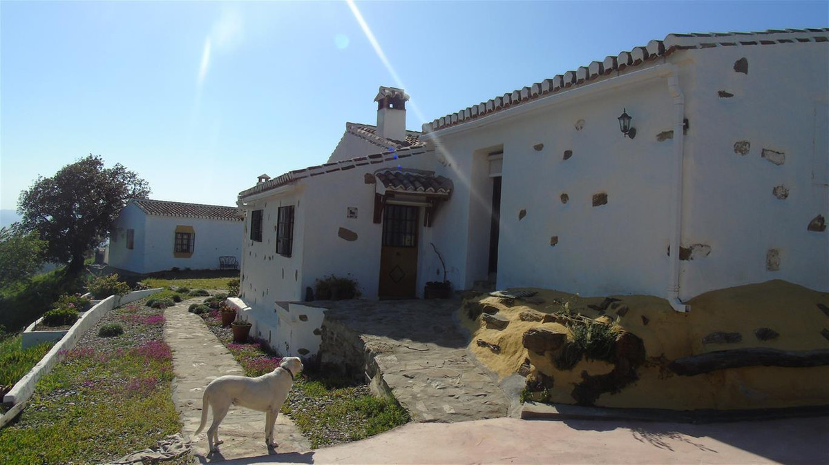 BEAUTIFUL ANDALUCIAN FINCA - MONTES DE MALAGA This is a rare opportunity to own a lovely Andalucian , Spain