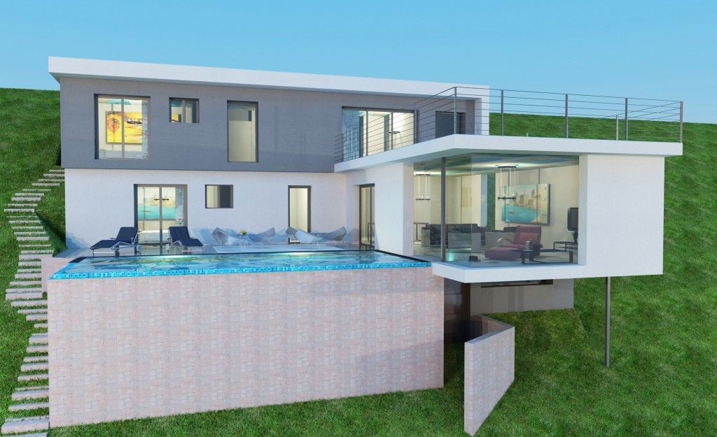 3 BEDROOM VILLA WITH PRIVATE POOL IN DENIA  Villa Ruby is located in an excellent location in the re,Spain