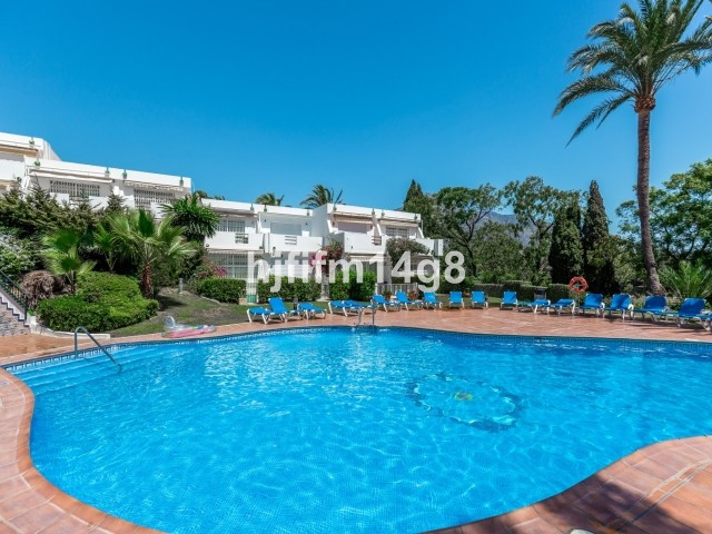 Attractive two bedroom townhouse for sale in Los Algarrobos, Nueva Andalucia. Situated in the heart , Spain