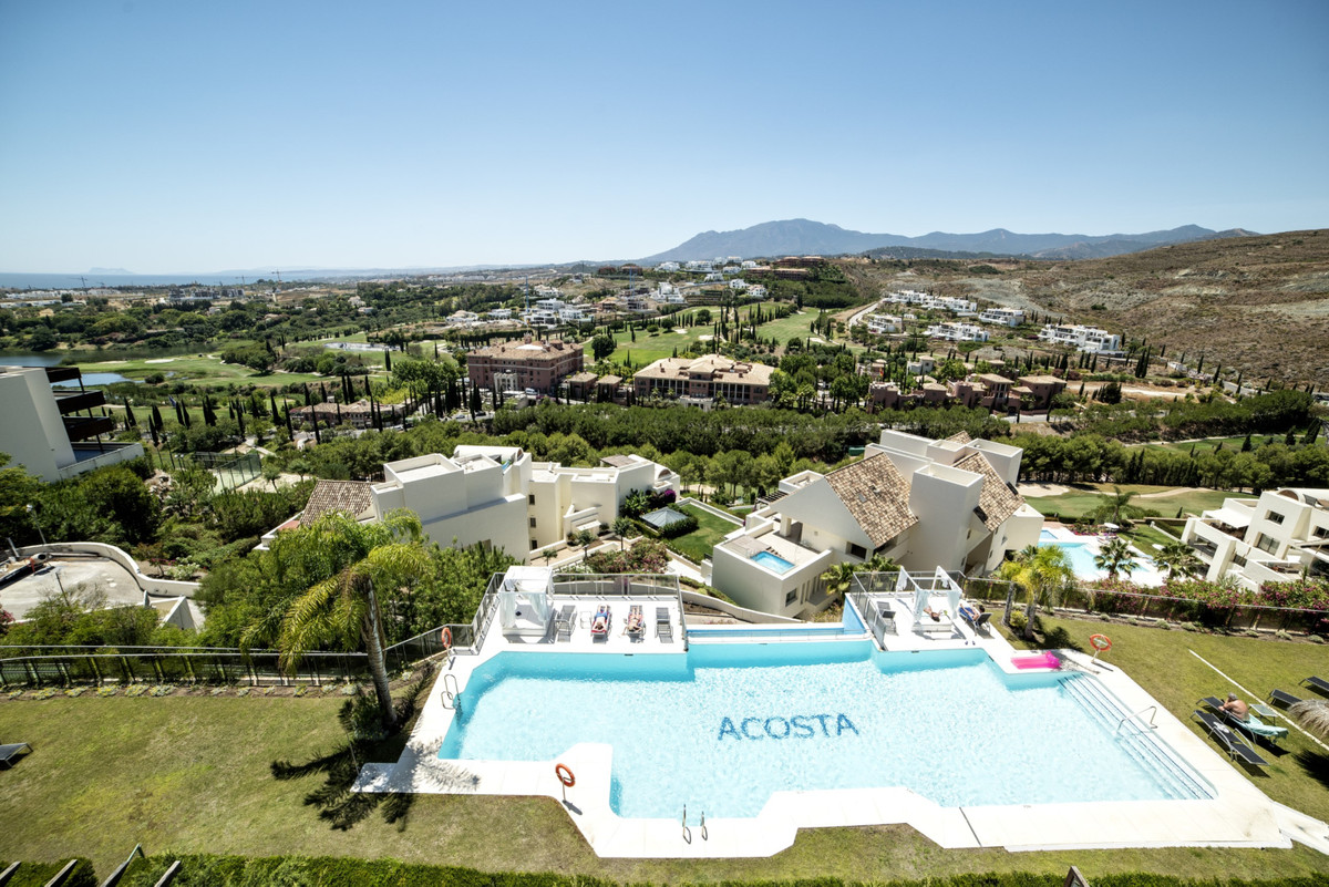 Penthouse that boasts the best views across one of the most prestious golf resorts on Spain's Costa ,Spain