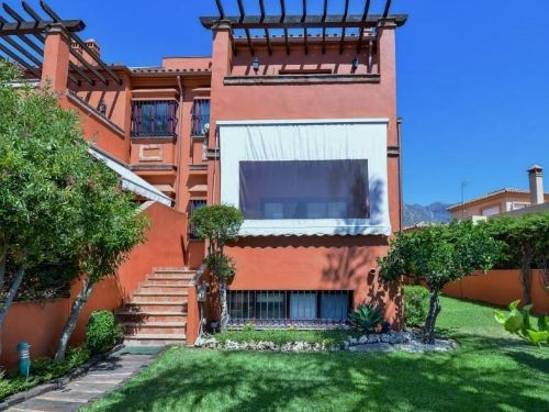 Townhouse next to the center of Marbella. Located very close to supermarkets, schools, public transp, Spain