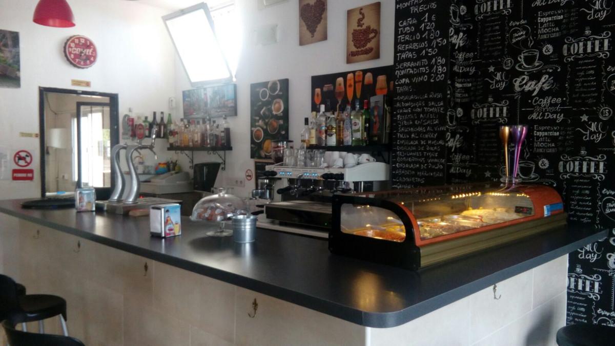Bar, Estepona, Costa del Sol. Built 76 m², Terrace 50 m².  Setting : Town, Close To Shops, Close To ,Spain