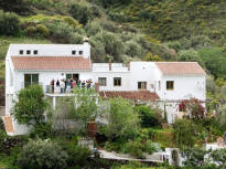 Property suitable for courses, retreats, conferences or bead and breakfast, 8 km from the coastal to,Spain