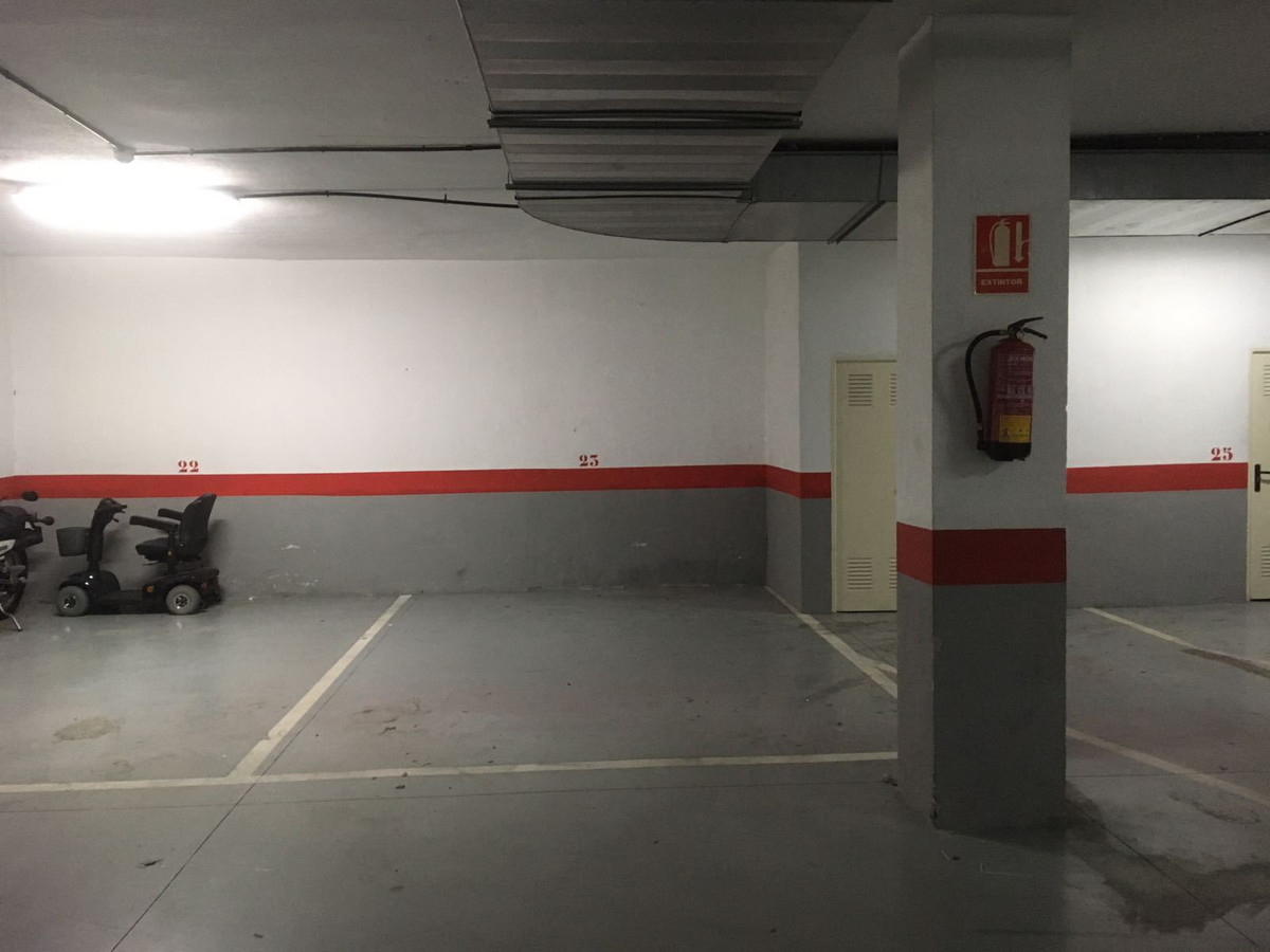 Parking and storage in the centre of Marbella. ALA.,Spain