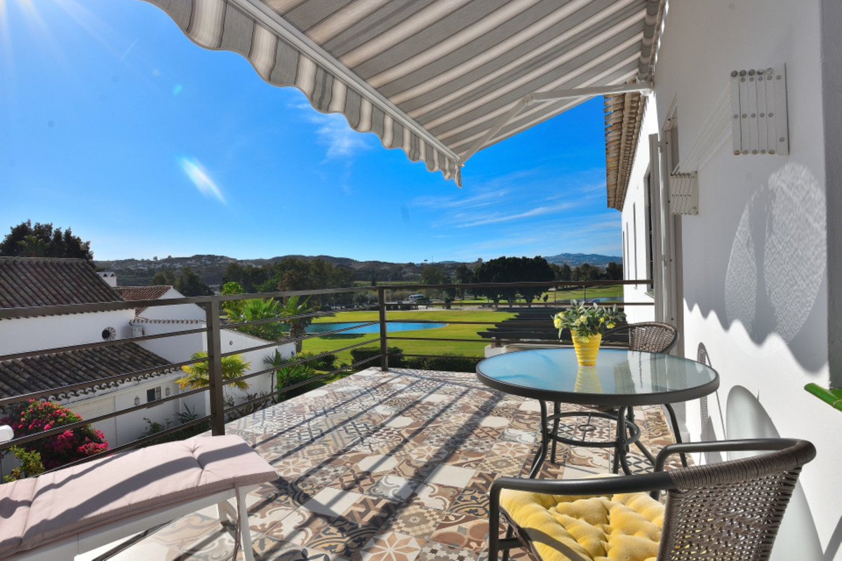 Beautiful townhouse in very good condition in Mijas Golf This is a very carefully renovated and furn, Spain