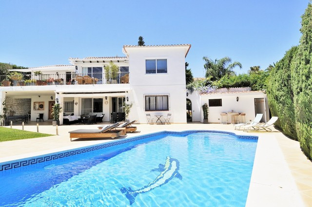 Only the best is good enough - Probably one of the best villas in Calahonda Exclusive villa in the b, Spain