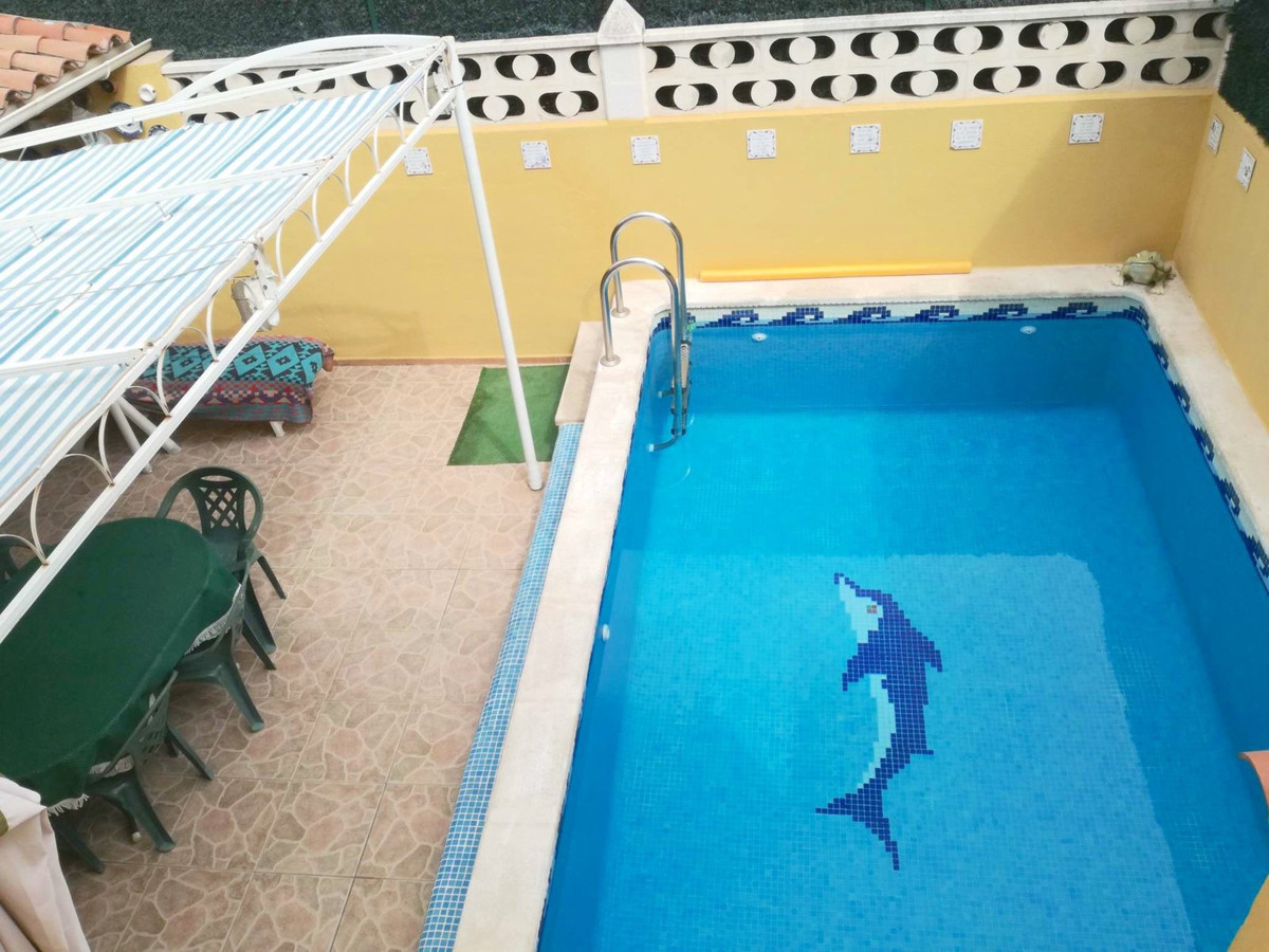 PRICED TO SELL. Lovely townhouse with 3 bedrooms ideally located in Marbella, set in a quite residen,Spain