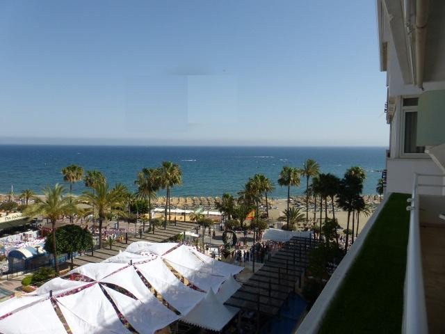 Nice apartment situated on Marbella�s centre, just  a few metres from the beach,avda. del Mar, and c,Spain