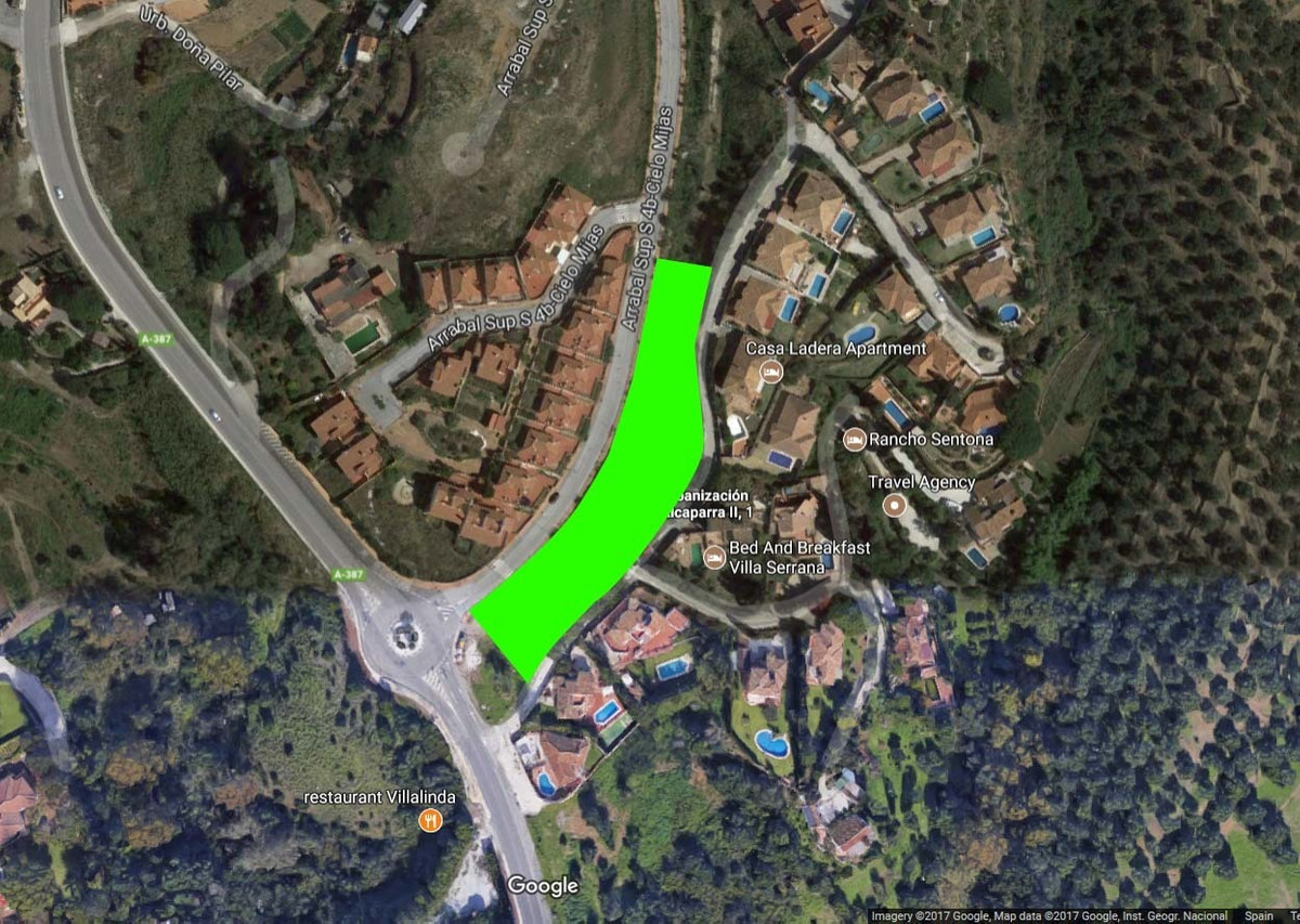 GREAT OPPORTUNITY!!!  4410 M2 RESIDENTIAL PLOT  WITH ELABORATE PLAN AT URBANIZATION ALCAPARRA IN MIJ Spain