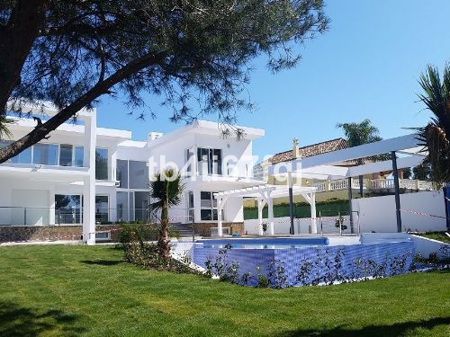 Modern 2 level villa with panoramic views of the mountains and golf, built to the highest standards., Spain